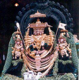 நல்லைக் கந்தசுவாமி மீது வாழி விருத்தம் – பதினேழாந் திருவிழா