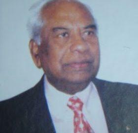 ஈழத்தின் ஆளுமை வி.எஸ்.துரைராஜா இன்று மறைந்தார்